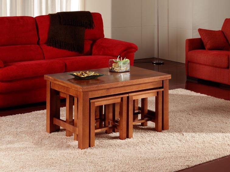 Comprar mesa de centro elevable y extensible lamesadecentro for Mesa salon extensible