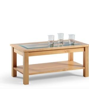30005 - mesa de centro de cristal -LAMESADECENTRO