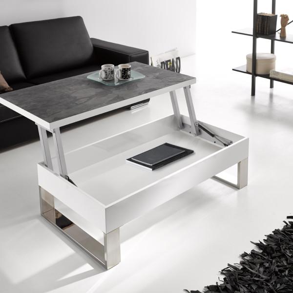 3014007 - mesas de centro blancas -LAMESADECENTRO