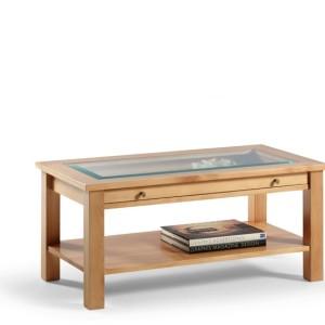 31005 - mesas de centro de madera -LAMESADECENTRO