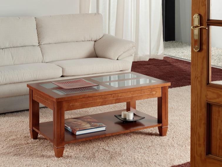 Mesa de centro original comprar mesas de centro la mesa de centro - Mesas auxiliares clasicas ...