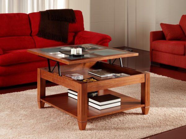 504006 - mesa de centro diseño -LAMESADECENTRO