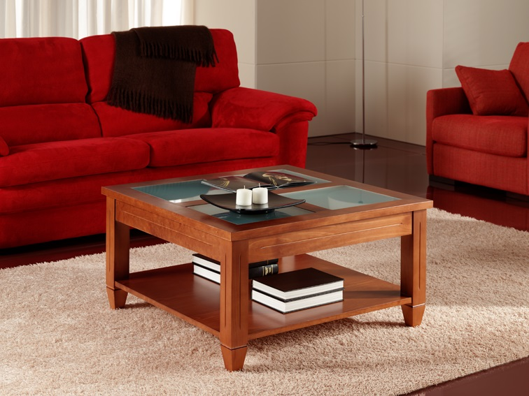 Mesa de centro de dise o comprar mesas de centro la for Mesas de centro de diseno de cristal