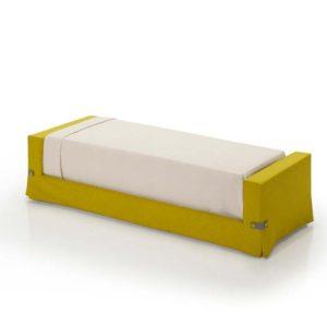 Sofá cama, apertura doble cara