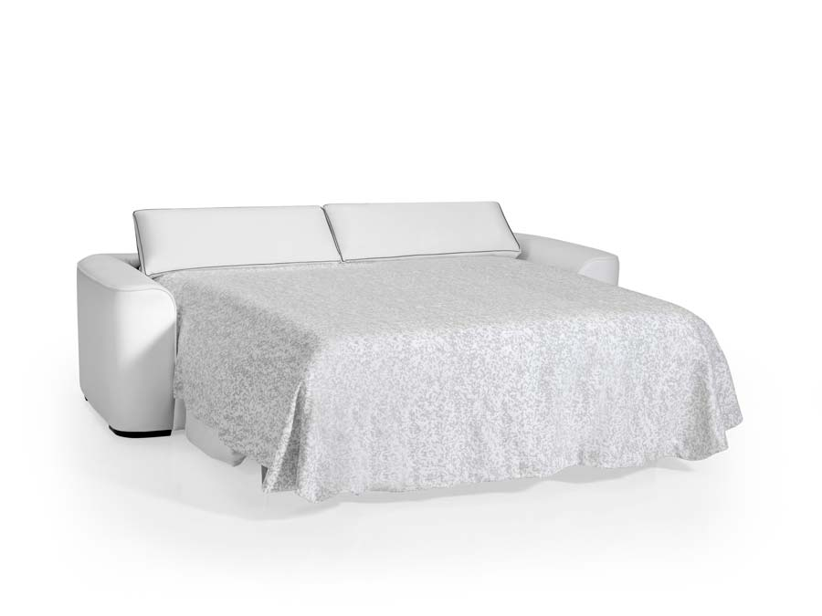 Sof s camas peque os online perfectos para salones con for Sofa cama moderno y pequeno