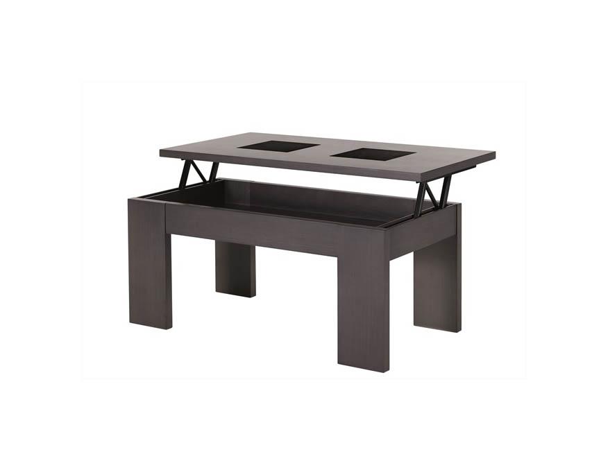 Comprar mesas centro elevables artesanales lamesadecentro - Mesa de centro elevable conforama ...