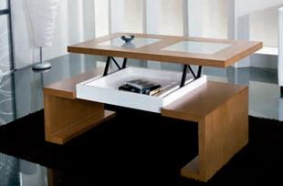 mesas de centro salon