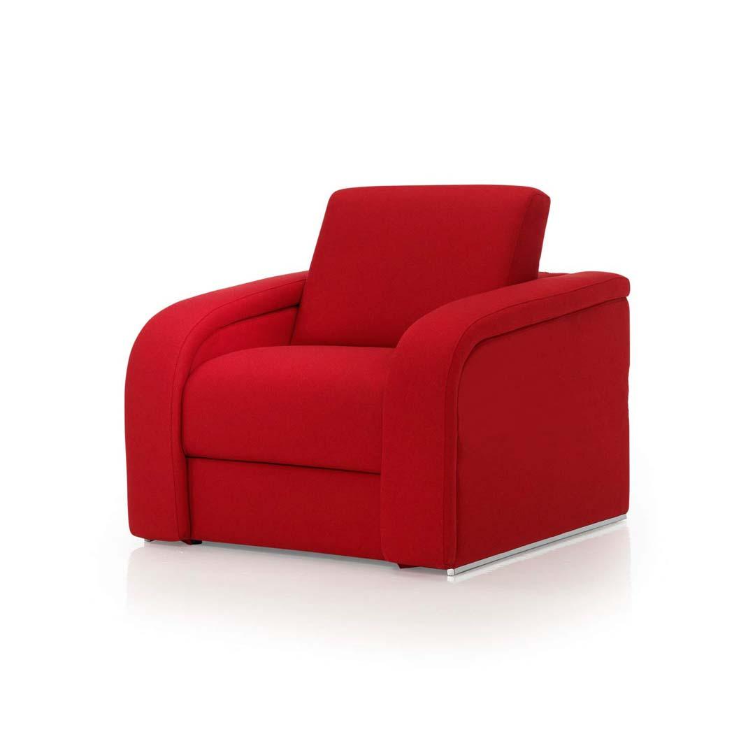 Comprar sillon de dise o online for Sillon cama blanco