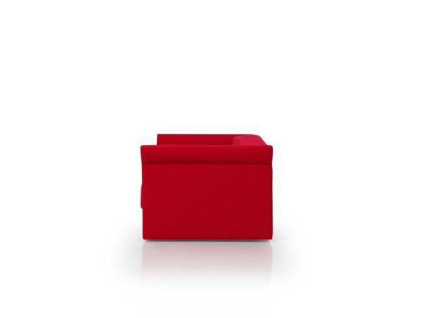 Sofá de 3 plazas convertible en cama litera