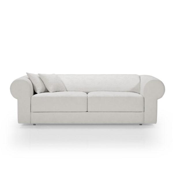 Sofá de 3 plazas convertible en cama nido