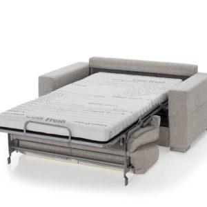 Sofá de 3 plazas convertible en cama sistema italiano