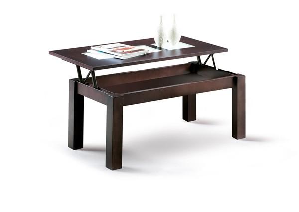 24014 - mesa de centro moderna -LAMESADECENTRO