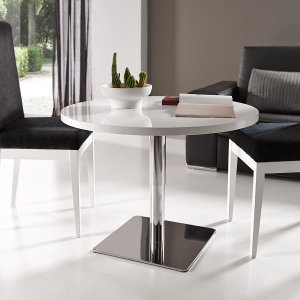 Mesas de centro y muebles de dise o lamesadecentro for Mesas redondas de diseno
