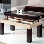 611001 - mesas cristal diseño -LAMESADECENTRO