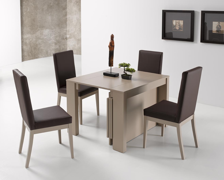 Mesas de centro para un salon comedor peque o la mesa de for Mesas y sillas para salon comedor