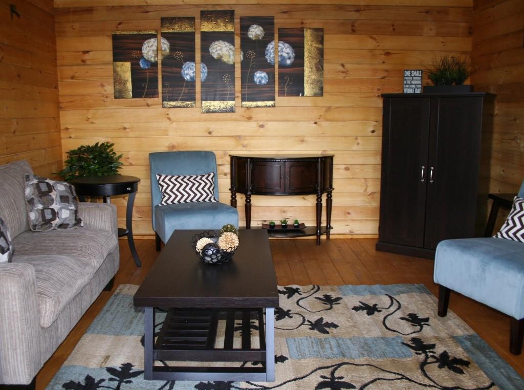 Muebles a utilizar en la decoración contemporánea -la mesa de centro