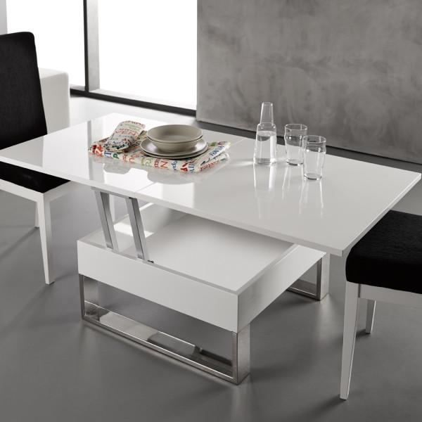 Mesa centro extensible y elevable good mesas elevables for Ikea mesa centro elevable
