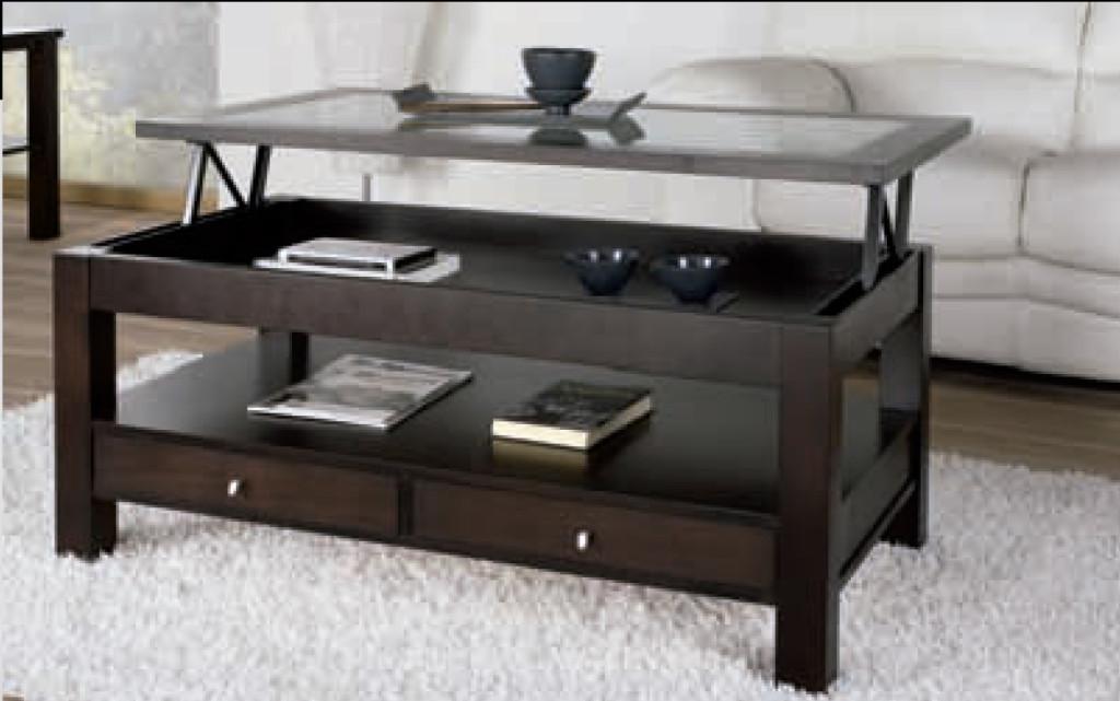 mesas de centro - la mesa de centro
