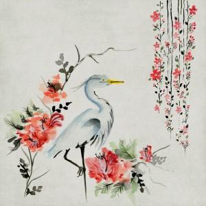 papel pintado estilo vintage