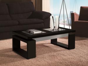 mesas de centro negras - la mesa de centro