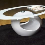 Mesa centro diseño blanca BON001 - La Mesa de Centro (1)