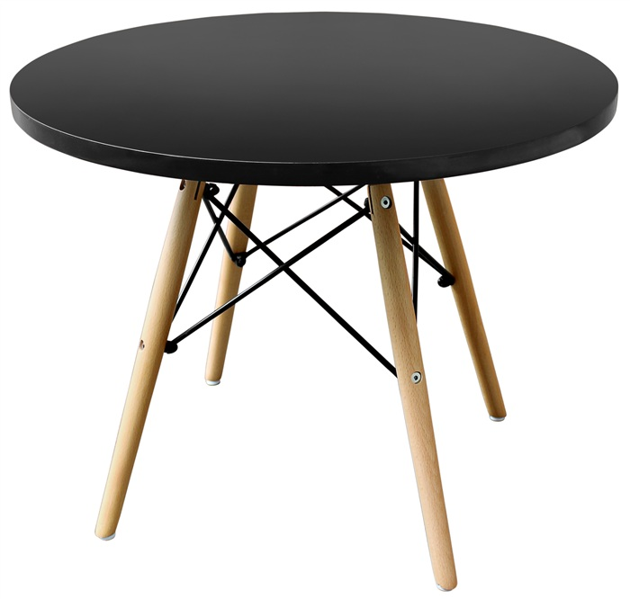 mesas auxiliares de salon blancas negras de dise o la