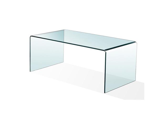 Mesas bajas de cristal de estilo vintage la mesa de centro for Mesas de centro de salon bajas