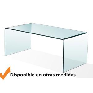 Mesas bajas cristal CHE001 - mesa de centro