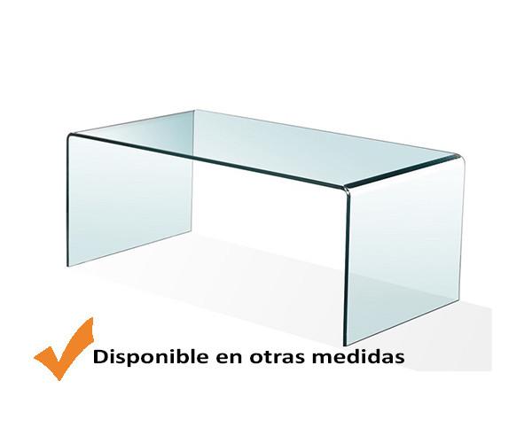 Mesas bajas de cristal de estilo vintage la mesa de centro for Mesas bajas de diseno