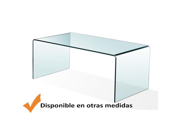 Mesas bajas de cristal de estilo vintage la mesa de centro for Mesas bajas de salon