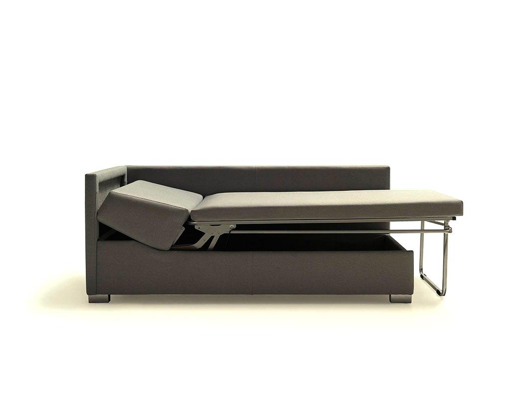 Sofas cama individual sof cama individual color gris for Sofa cama individual plegable mexico