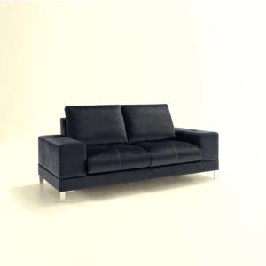 Sofá vintage de 1,2 y 3 plazas. Diferentes colores y acabados.