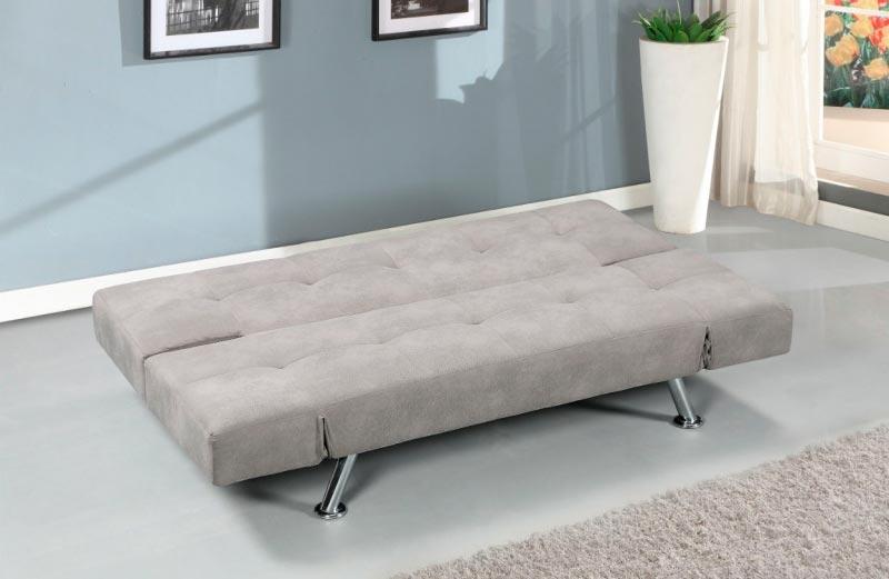 Sofas cama clic clac econ mico en diversos colores la - Sofa gris marengo ...