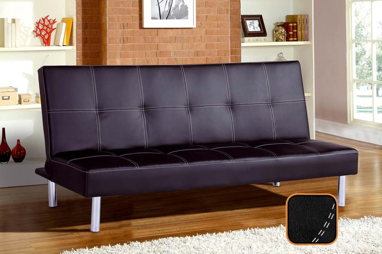 sofa clic clac cama elegante de alta calidad la mesa de centro. Black Bedroom Furniture Sets. Home Design Ideas