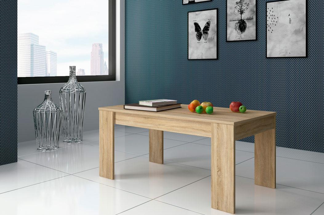 Mesas de centro baratas online la mesa de centro for Mesas de madera baratas precios