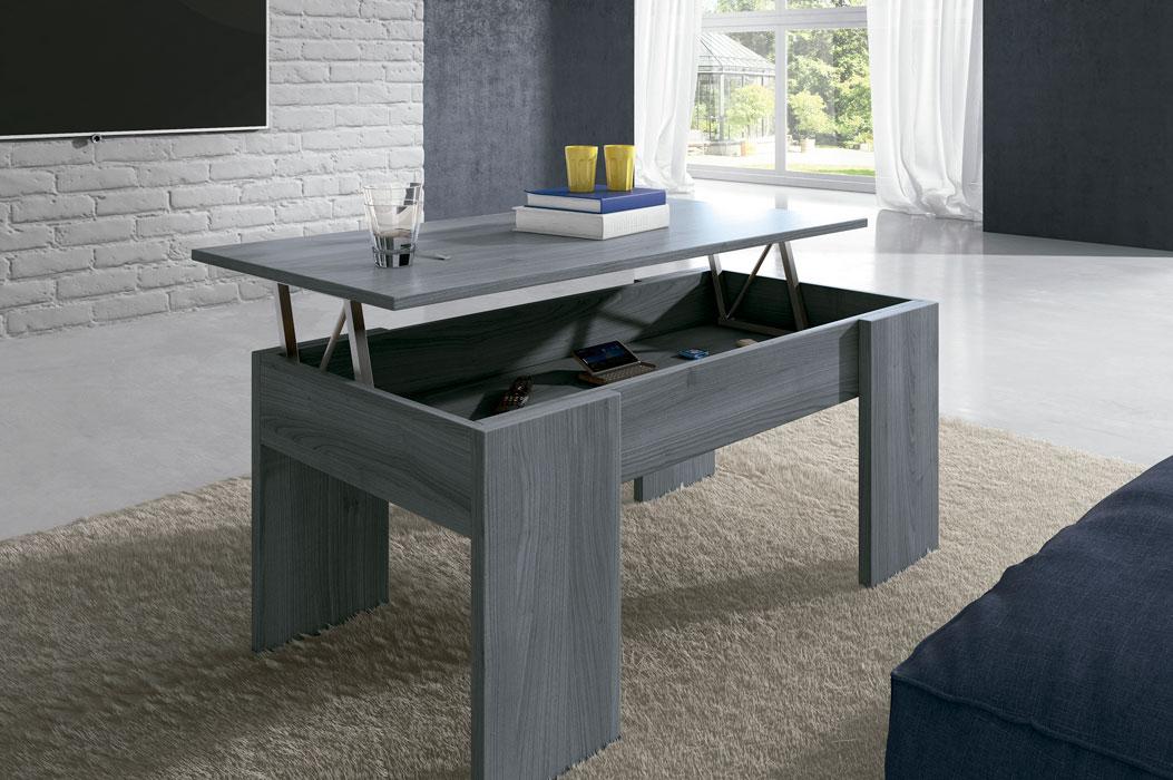 Mesas de centro minimalistas elevables online la mesa de - Merkamueble mesas de centro ...