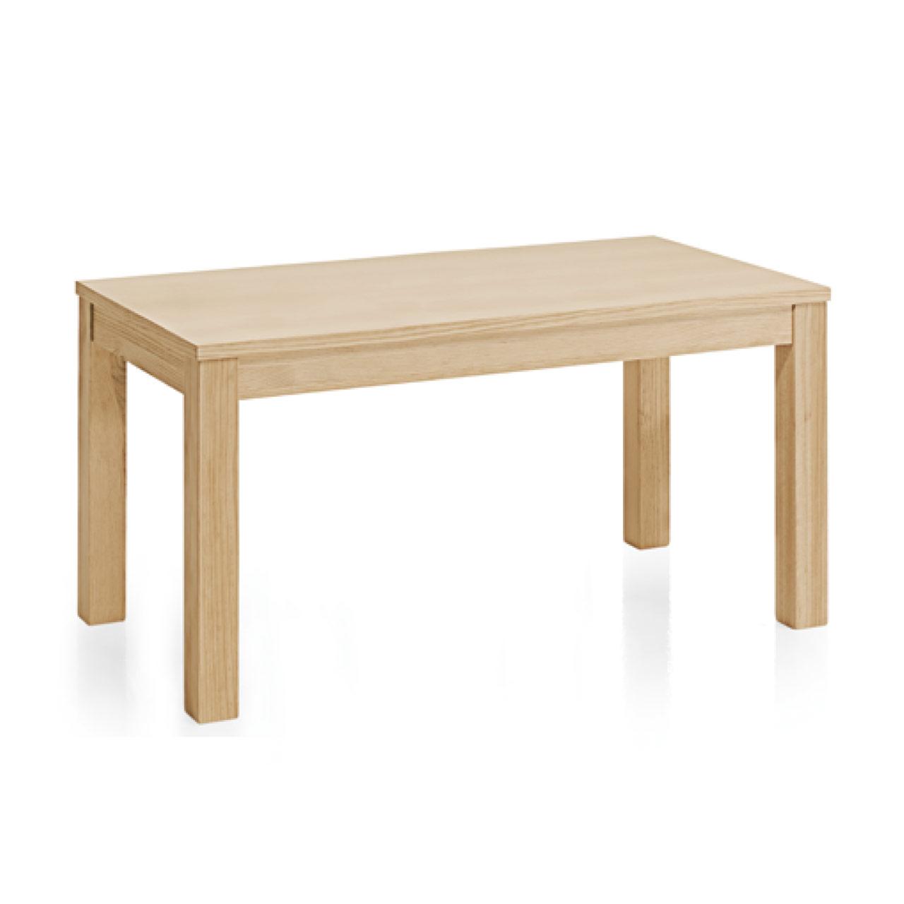 Mesa de comedor de madera maciza y estilo n rdico la for Mesa comedor estilo nordico