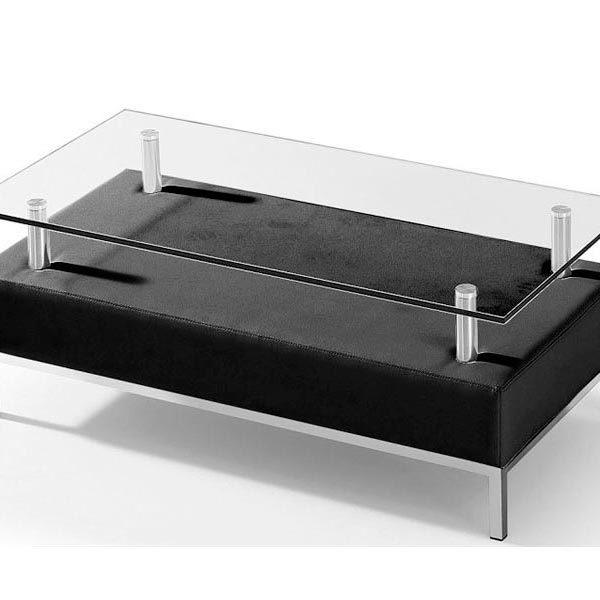mesas de centro negras