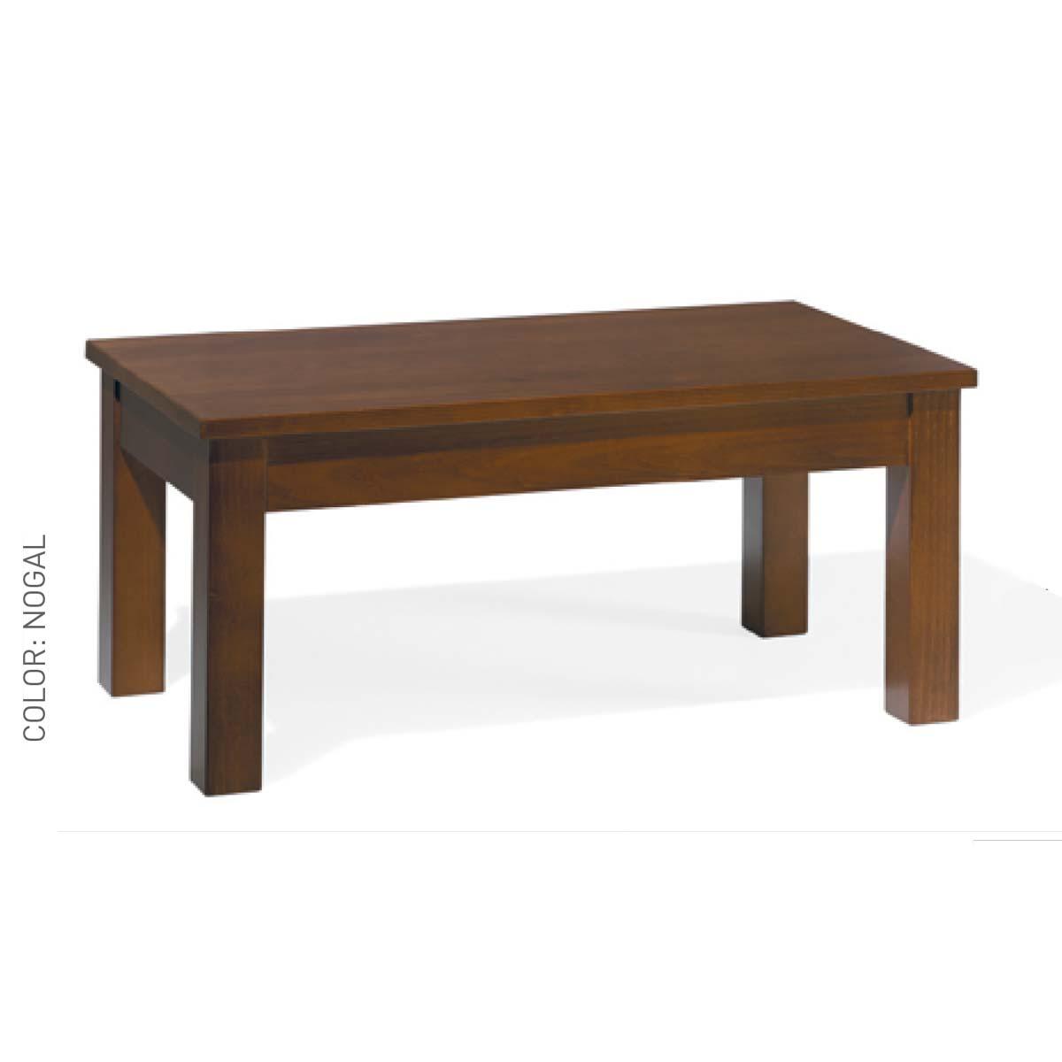 Mesa centro madera maciza de pino online la mesa de centro - Mesa de madera maciza ...