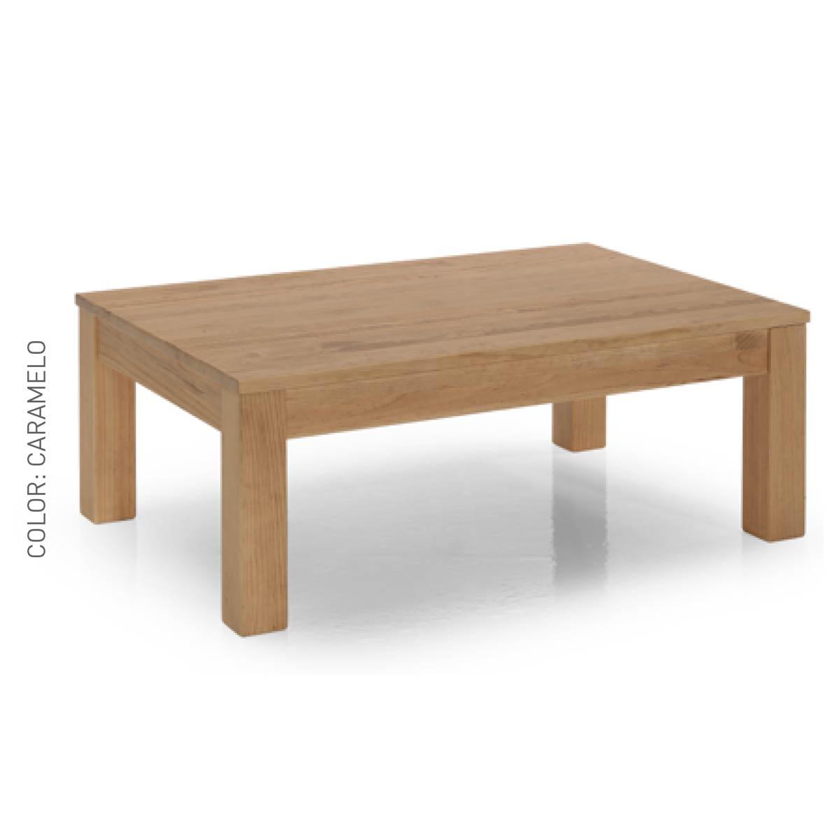 Mesas de centro de madera maciza de pino de alta calidad - Mesas de centro abatibles ...