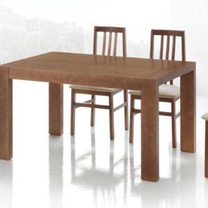 mesas de comedor de madera extensibles