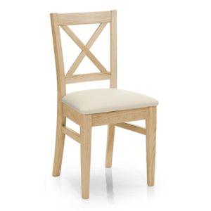 silla de madera estilo nordico